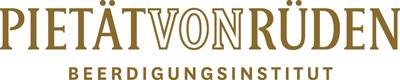 Pietät von Rüden Logo